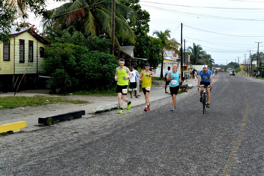 end of the world marathon belize