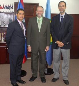 new ambassador to CARICOM1